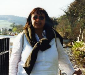 BEFORE UNIVERSAL MEDICINE: Ariana Ray -  Age 51 (2004)
